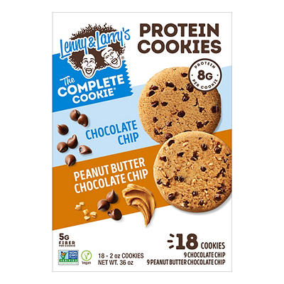 Lenny and Larrys Protein Cookies, 18 ct.