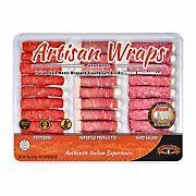 Formaggio Variety Artisan Wraps, 22 oz.