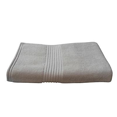 Berkley Jensen Bath Towel - Light Gray