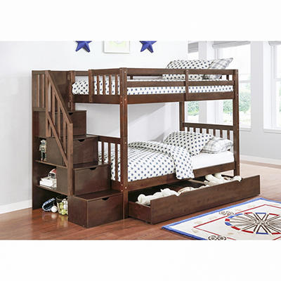 Twin-Size Bunk Beds