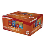Frito-Lay Doritos and Cheetos Variety Pack, 30 ct.