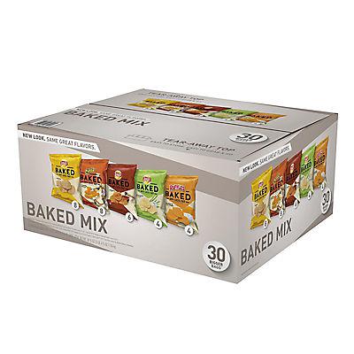 Frito-Lay Baked Variety Pack, 30 ct.