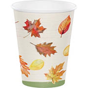 ArtStyle Color My Fall Hot/Cold Cups, 12 oz./40 ct.