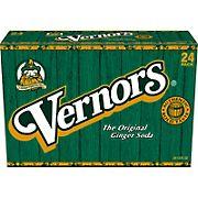 Vernors Ginger Soda, 24 pk.