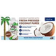 Vita Coco Pressed Coconut Water, 12 pk.