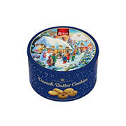 Bisca Danish Butter Cookies, 5 lbs.