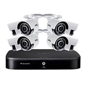 Lorex 8-Channel 8-Camera 4K UHD Security System with 2TB HDD DVR