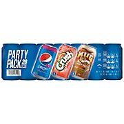 Pepsi Soda Variety Pack, 28 pk./12 oz.
