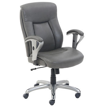 La-Z-Boy Faux Leather Alex Manager's Chair