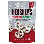 Hershey's White Creme and Sprinkled Pretzels, 21 oz.
