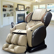 Osaki OS-4000CS Zero Gravity Massage Chair - Beige
