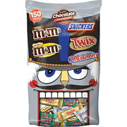 Mars Chocolate Christmas Candy Fun Size Variety Mix, 47.6 oz.
