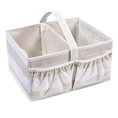 Honey-Can-Do Explore + Store Collection Diaper Caddy
