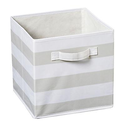 Honey-Can-Do 3-Pc. Explore + Store Kids Toy Storage Bin Set - Gray Str