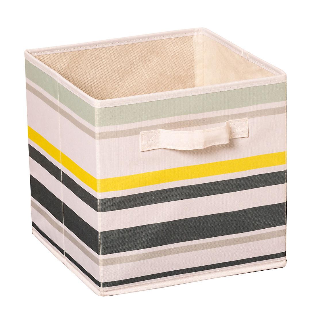 Honey-Can-Do 3-Pc. Explore + Store Kids Toy Storage Bin Set - Multi-Stripe