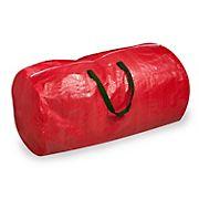 Honey-Can-Do 7' Christmas Tree Storage Bag - Red