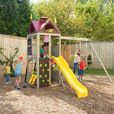 KidKraft Summerhill Wooden Play Set