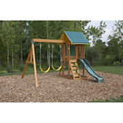 KidKraft Appleton Wooden Swing Set