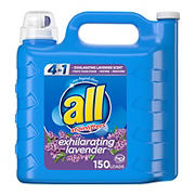 All Lavender Liquid Laundry Detergent, 225 oz.