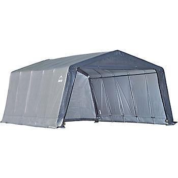 Shelter Logic Garage In A Box 12 X 20 X 8 Bjs Wholesale Club