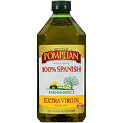 Pompeian Extra Virgin Olive Oil, 68 oz.
