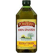Pompeian Extra Virgin Olive Oil, 68 oz.