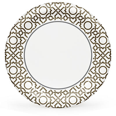 Artstyle Lines and Loops Paper Plates, 40 ct.