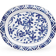 Artstyle Serendipity Oval Paper Platters, 35 ct.