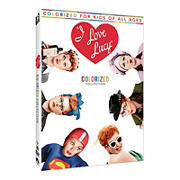 I Love Lucy:  Colorized Collection (DVD)