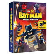 Lego DC Batman: Family Matters (DVD)