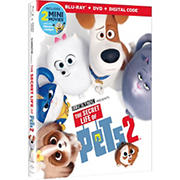 The Secret Life of Pets 2 (BD/DVD)