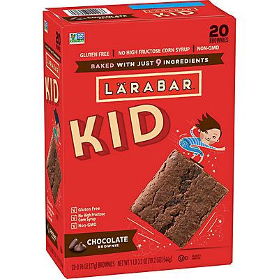 Larabar Kid Chocolate Brownie, 20 ct.