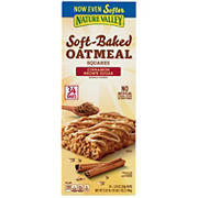 Nature Valley Cinnamon Brown Sugar Soft Baked Oatmeal Squares, 34 ct.