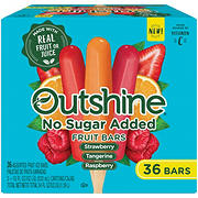 Outshine Fruit Bars Variety Pack, 36 ct.