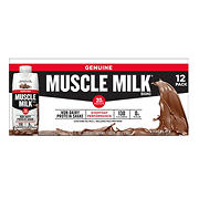 Genuine Muscle Milk Chocolate, 12 pk./11 fl. oz.