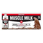Genuine Muscle Milk Chocolate, 12 pk./11 fl. oz.