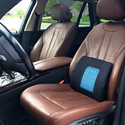 MyRide Lumbar Seat Cushion with Cooling Gel and Memory Foam