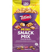Totino's Original Mini Snack Mix, 150 ct.