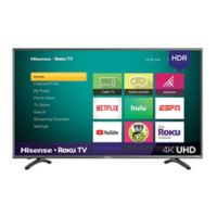 Deals on Hisense 43R7050E1 43-inch UHD 4K HDR Roku Smart LED TV