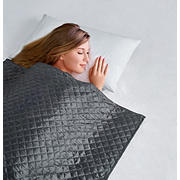 Truly Calm Weighted Blanket with Bonus Shoulder Wrap