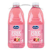 Ocean Spray Pink Cranberry Juice, 2 pk./96 oz.