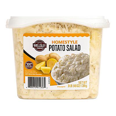 Wellsley Farms Homestyle Potato Salad, 3 lbs.