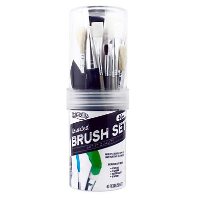 ArtSkills Assorted Brush Set