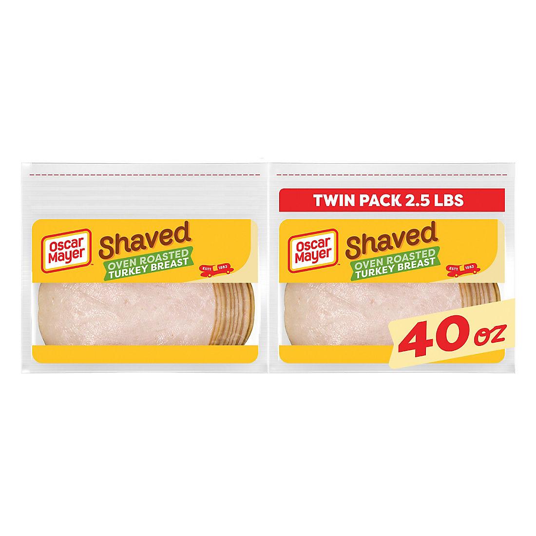 Oscar Mayer Oven Roasted Turkey Breast