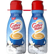 Nestle CoffeeMate Liquid French Vanilla Creamer, 2 pk./32 oz.