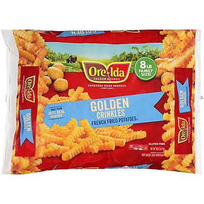Ore-Ida Crinkle Fries, 8 lbs.