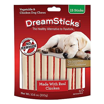 DreamBone Chicken Chews Dog Treats, 15 ct.