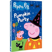 Peppa Pig:  Pumpkin Party (DVD)
