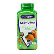Vitafusion MultiVites Chewable Gummy Multivitamin Dietary Supplement, 260 ct.