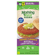 Morning Star Farms Veggie Classics Buffalo Chik Patties, 16 ct.